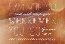 He is with me!!