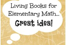 Living Math Books / Math books that are interesting and useful for teaching math subjects.