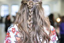 Fantastisk hår