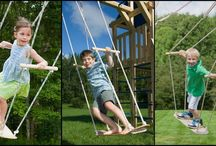 Great ideas for children's gardens and outdoor fun