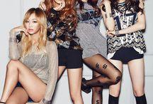 K-POP : SISTAR