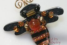 ✴️ ღ ✴️ Buggies ✴️ ღ ✴️ Vintage Insect Jewelry