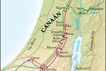 Mapas de la Biblia