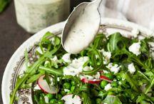 Pea Recipes // Spring Vegetables