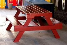 Patio furniture  / by Margie Moreno