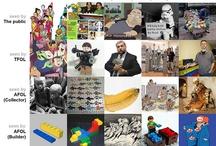 Lego other stuff