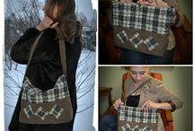 Guzhva Mila Design / Текстильные авторские сумки, сумки с аппликацией, куклы авторские, куклы текстильные, текстиль для дома