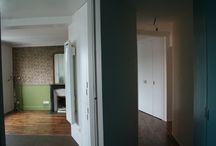 1202CHA - APPARTEMENT PARIS 19 / Réhabilitation d'un appartement | boulevard de la chapelle 75019 Paris