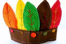 Thanksgiving Crafts for Kids / Fun and festive Thanksgiving crafts for kids to make this fall! Find Thanksgiving craft ideas including turkey crafts, pilgrim crafts, Native American crafts, educational crafts about the Mayflower, crafts for Thanksgiving table decorations kids can make, and more. / by AllFreeKidsCrafts