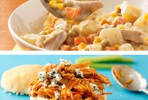 Recipes for the crockpot