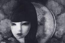 Macabre arts & illustrations