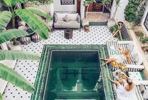 moroccan oasis