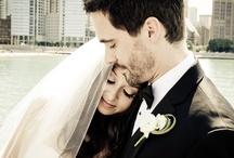 brides, grooms, and bridal parties