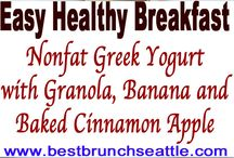 Healthy: Breakfast...