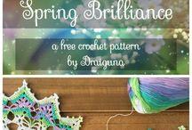Crochet: Circles & Squares