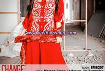 Pakistani Summer Dresses