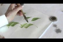 chinese brush painting videos