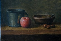 Still life painting / A selection of my still life paintings