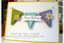 Card swap ideas / by Stephanie Tucker