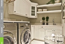 home | perfect laundry rooms / by * Jennifer *