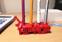 3D Printed Pen & Pencil Holders / 3D Printed Pencil & Pen Holders for desk. You can order any type of cool 3d printed pen and pencil holders with different names and figures.