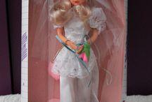 Barbie-like fashion dolls from 90's