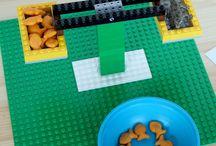 lego and knex ideas
