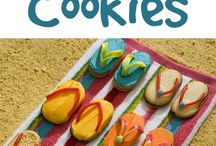 Cool baking / Fun treats with cool themes