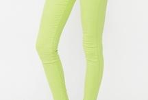 Fashion ✄ Pants (Lime)