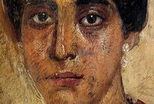 Fayumi portrait