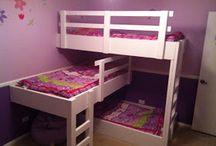 Ladies bedroom / by Sara Payne Keyes