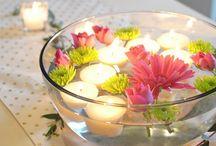 I love flowers / Flores e seus arranjjos
