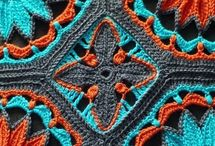 Afghan patroon