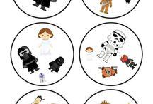 English for kids - Dobble game / karty, gra, Dobble, do druku