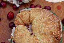 Sandwiches & salads / by Belinda Jain