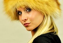 Stylish and Real Fox Fur Hats / Best fox fur hats in the largest styles! Stylish and Natural Arctic and Scandinavian fox fur hats.   www.amifur.co.uk