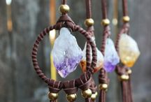 Gem Stone Jewelry Inspiration / Potentially a small business?
