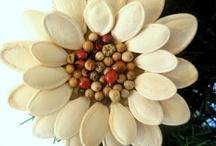 fiori con semi