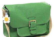 Satchels / Lovingly handcrafted leather satchels - uniquely numbered.