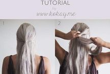 Coiffure/cheveux