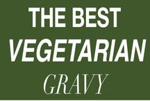 Vegetarian sauces