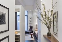 Residences, Lofts,flats and Studio apartments / interior design