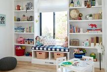 ethan's playroom.