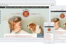 Veterinary Website Portfolio / We're the premier provider for responsive, custom veterinary websites -- just check out these websites! For information about our veterinary websites, visit: http://www.beyondindigopets.com