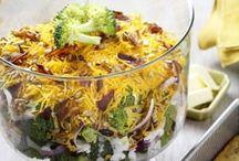 Salads / by Tara Phillips