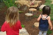 Garden - school kids