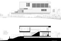 Arkitekt fasadetegninger