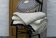 TEJER y tejer .... / Tejidos a palillo y crochet  / by Carmen Besa