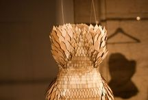 Recycled eco fashion
