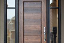 Predné dvere